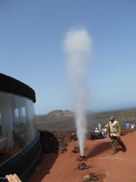 Geothermal experiment
